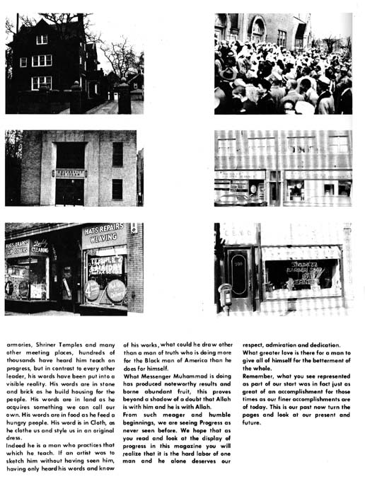 Informational Document about Nation of Islam page 3 of 4