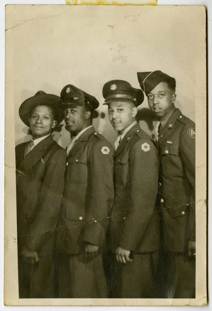 Fred, Carl, Albert, and Maurice Giles